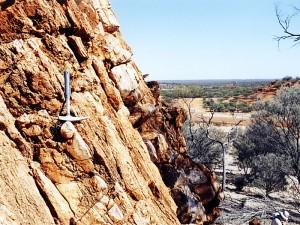 ナリア地域の景観
