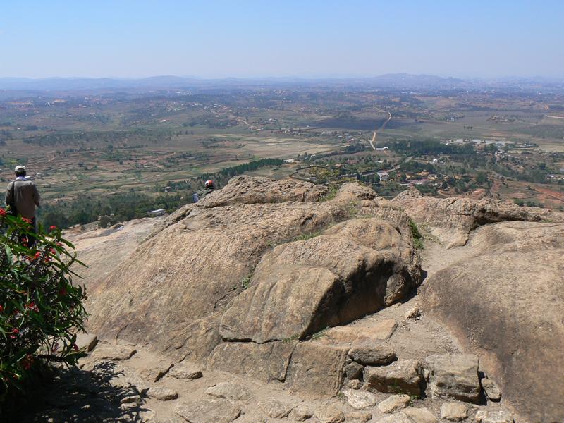 マダガスカル中央高地