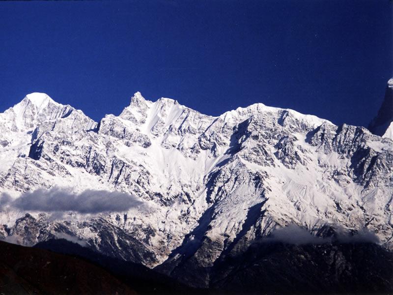 ネパールヒマラヤ
