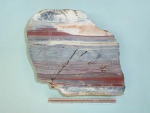 35億年前のチャート